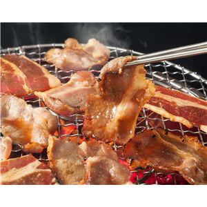 亀山社中 秘伝のもみダレ漬け焼肉・BBQ 牛カルビ 900g