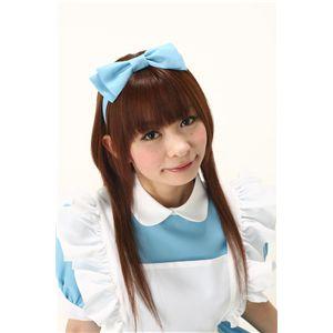 【コスプレ】 Alice'sリボンカチューシャ 水色 4571142457411
