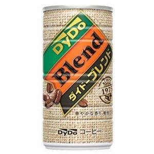 【ケース販売】 ダイドー ブレンドコーヒー 185g 60本セット まとめ買い
