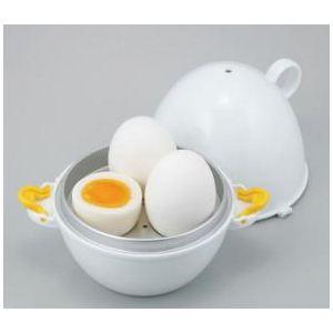 レンジでらくチン ゆで卵 3個用