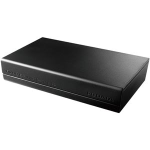 アイ・オー・データ機器 SeeQVault対応 USB 3.0/2.0接続ポータブルハードディスク 1TB AVHD-P1UTSQ