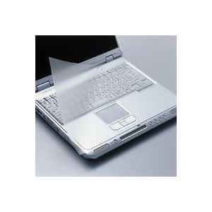 (業務用セット) エレコム キーボードカバー ノートPC用 (PKU-FREE2) 1枚入 【×2セット】