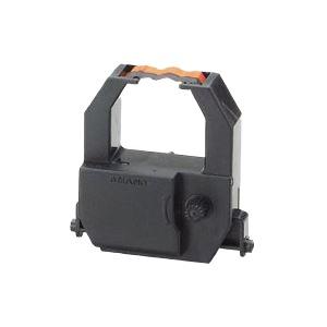 (業務用セット) アマノ インクリボン CE-316450 黒 赤 1個入 【×2セット】