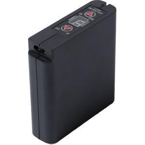空調服 大容量リチウムイオンバッテリー【本体のみ】 6500mAh