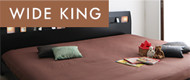 2台並べワイドキングベッド
